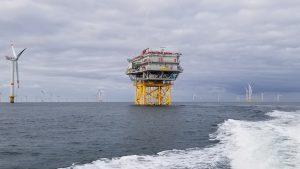 Wind farm radar mitigation
