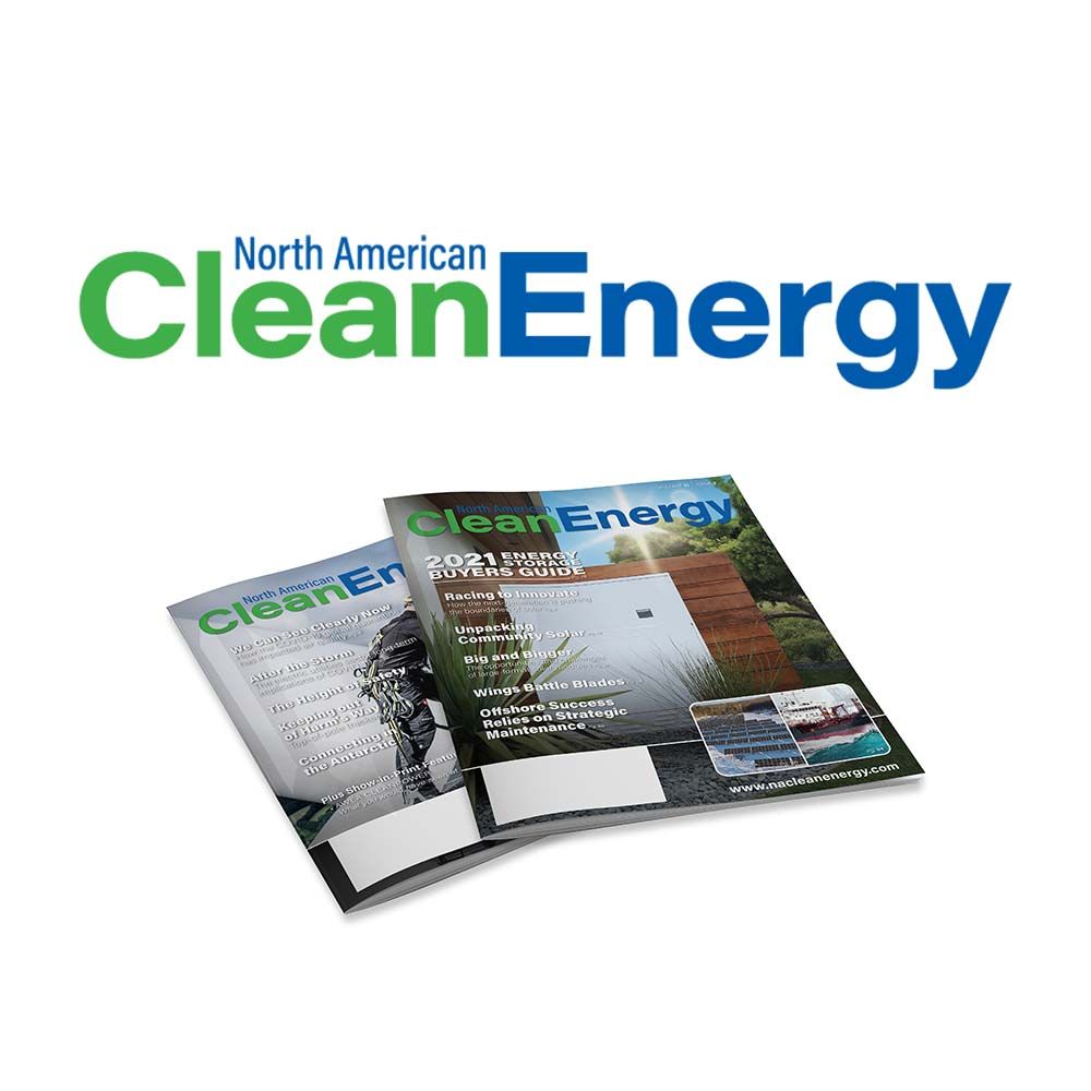 DeTect ADLS article in North American Clean Energy Magazine