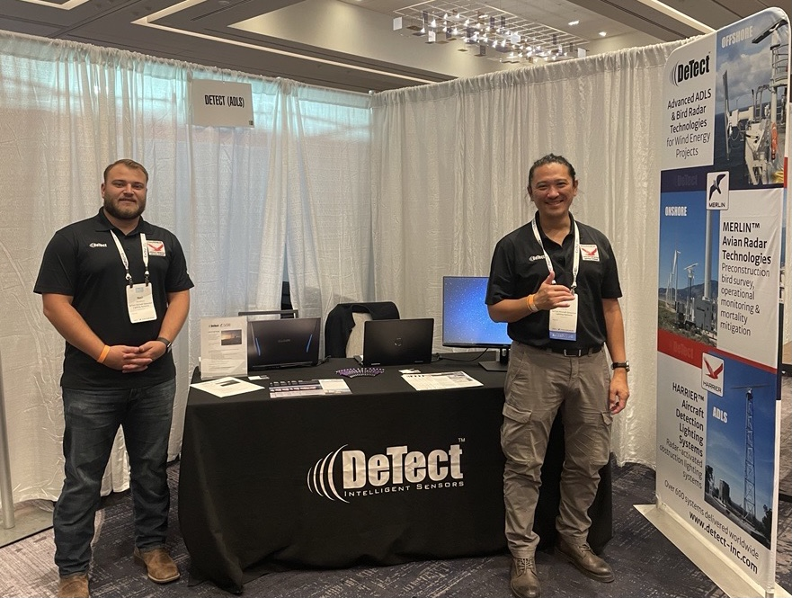 DeTect, Inc attended the American Cleanpower Offshore Conference